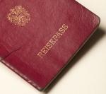Sichern Sie sich Ihren Reisepass!
